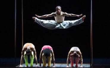 Tο μπαλέτο Ντάνζα Κοντεμπορανέα Ντε Κούμπα έρχεται στο Christmas Theater On line