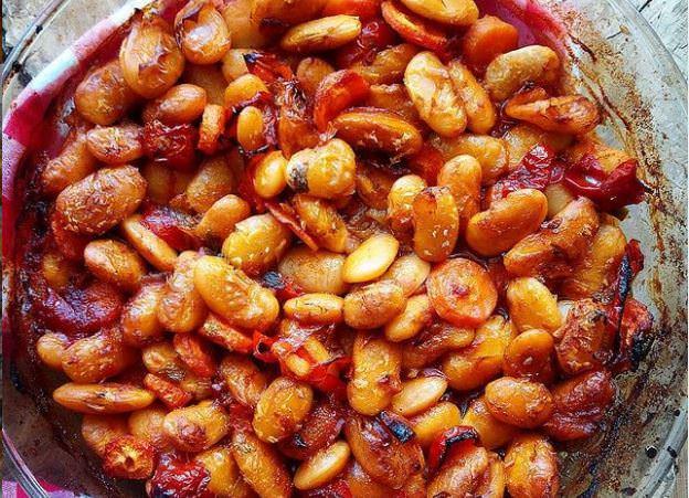 Συνταγή για φουρνιστούς γίγαντες με ντομάτα!