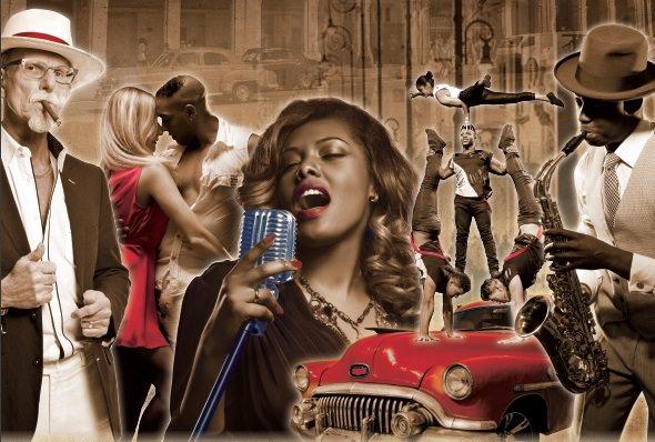 Havana Nights: Ένα μοναδικό υπερθέαμα με χορό, ακροβατικά και ζωντανή μουσική από την Κούβα!