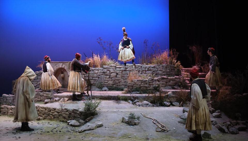 Με τον Κοτζάμπαση του Καστρόπυργου γιορτάζει το Εθνικό Θέατρο την Παγκόσμια Ημέρα Θεάτρου