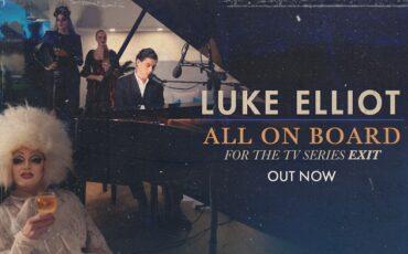 Νέα ηχογράφηση και βιντεοκλίπ του All on Board από τον Luke Elliot