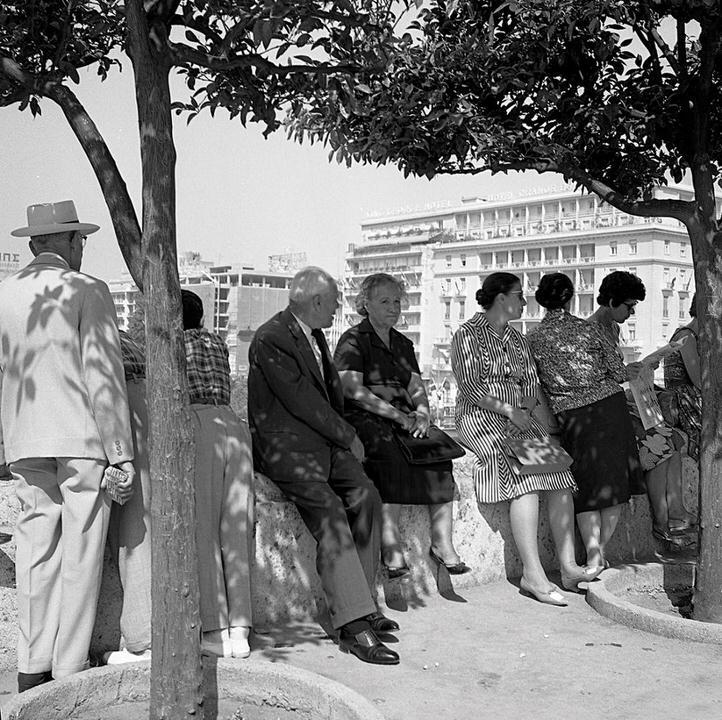 Φωτογραφικό ταξίδι στην Αθήνα του 60: Από την Κατερίνα Ζωϊτοπούλου-Μαυροκεφαλίδου