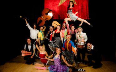 """""""Το όνειρο της Μόλυ"""" από το Circo Cachivache σε online streaming!"""