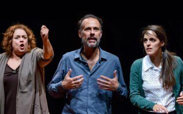 Πλατεία Θέατρου: «Αβελάρδος και Ελοΐζα» του Γιάννη Καλαβριανού στον 9.84