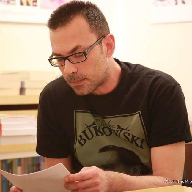 O συγγραφέας Διονύσης Μαρίνος θα φιλοξενηθεί στην διαδικτυακή δράση Αφηγήσεις του Δημοτικού Θεάτρου Πειραιά