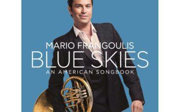 Ο Μάριος Φραγκούλης παρουσιάζει το 21ο άλμπουμ με τίτλο «BLUE SKIES» An American Songbook
