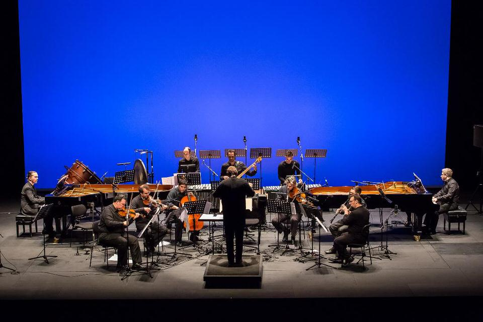 Ergon Ensemble: Ο επαναπατρισμός της Διασποράς ΙΙ- Έρχεται στο Megaron Online
