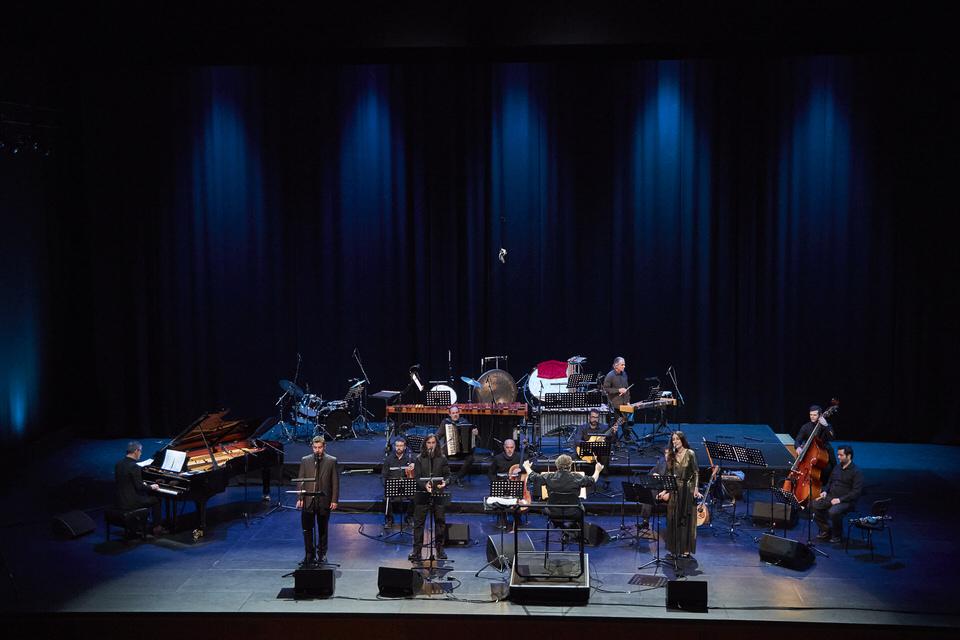 Ο Μεγάλος Αιρετικός: Το τρίτο μέρος του ανατρεπτικού κύκλου τραγουδιών του συνθέτη Δημήτρη Παπαδημητρίου
