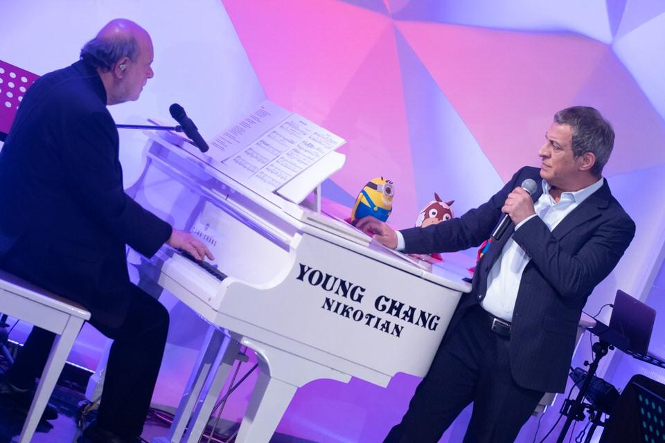 Στα Τραγούδια λέμε Ναι: Πασχαλινή εκπομπή