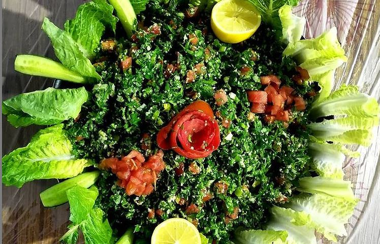 Συνταγή για την πιο νόστιμη σαλάτα ταμπουλέ