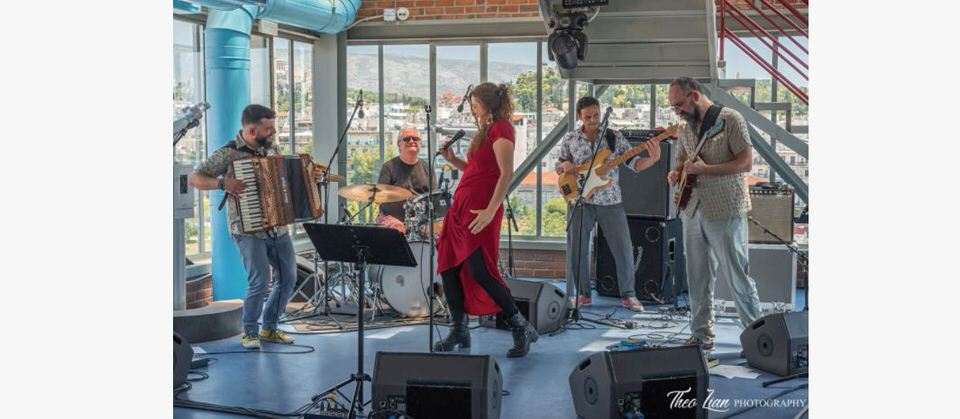 Crossovers: Aπό την παράδοση στη σύγχρονη φόρμα από το Half Note jazz Club