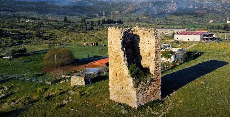 Οδοιπορικό στον Πύργο της Αλιάρτου