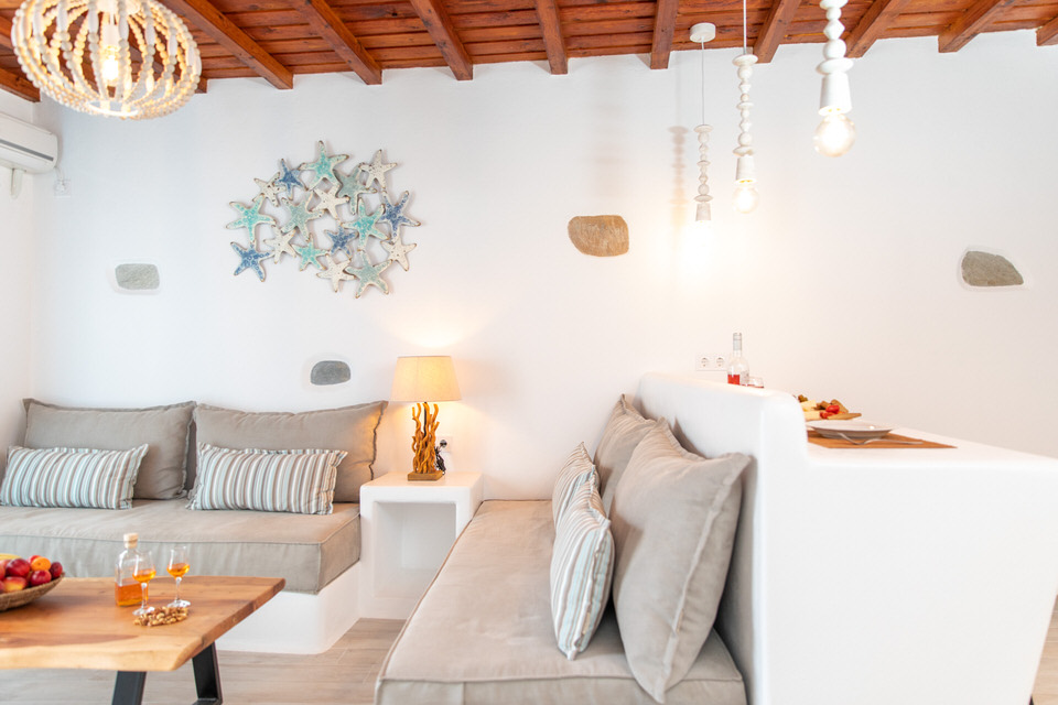 En Lefko Boutique House: Το κουκλίστικο σπίτι της Νάξου με τις εξαιρετικές κριτικές