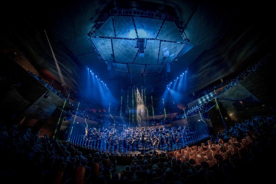 Fantasymphony: Η επική μουσική των καλύτερων κινηματογραφικών ταινιών φαντασίας από μια σπουδαία συμφωνική ορχήστρα!