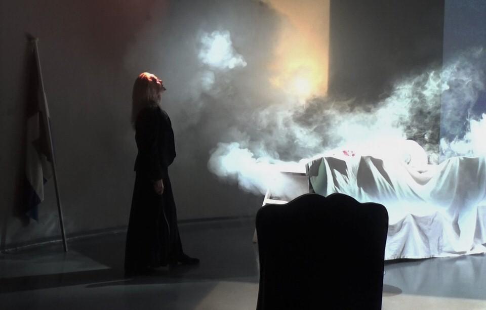 """Το Δημοτικό Θέατρο Πειραιά παρουσιάζει το έργοτουΔιονύσιου Σολωμού""""Η Γυναίκα της Ζάκυθος"""""""
