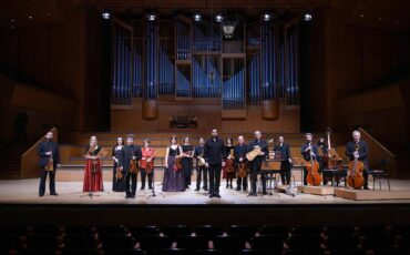 «Η μαγεία του Antonio Vivaldi» σε όργανα εποχής από το Megaron Online