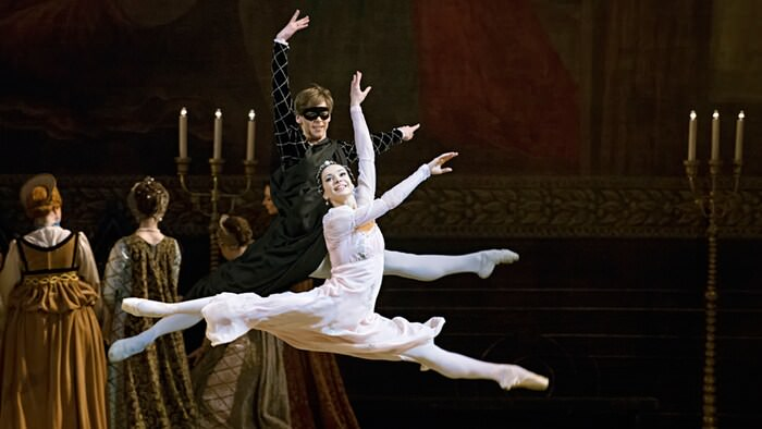 Ρωμαίος και Ιουλιέτα: Με το μπαλέτο και την ορχήστρα του θεάτρου Μαριίνσκι