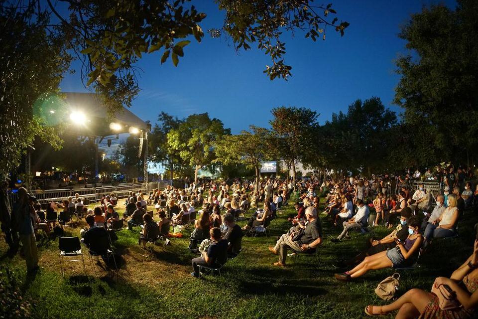 Κήπος του Μεγάρου Μουσικής: Το πρόγραμμα των εκδηλώσεων
