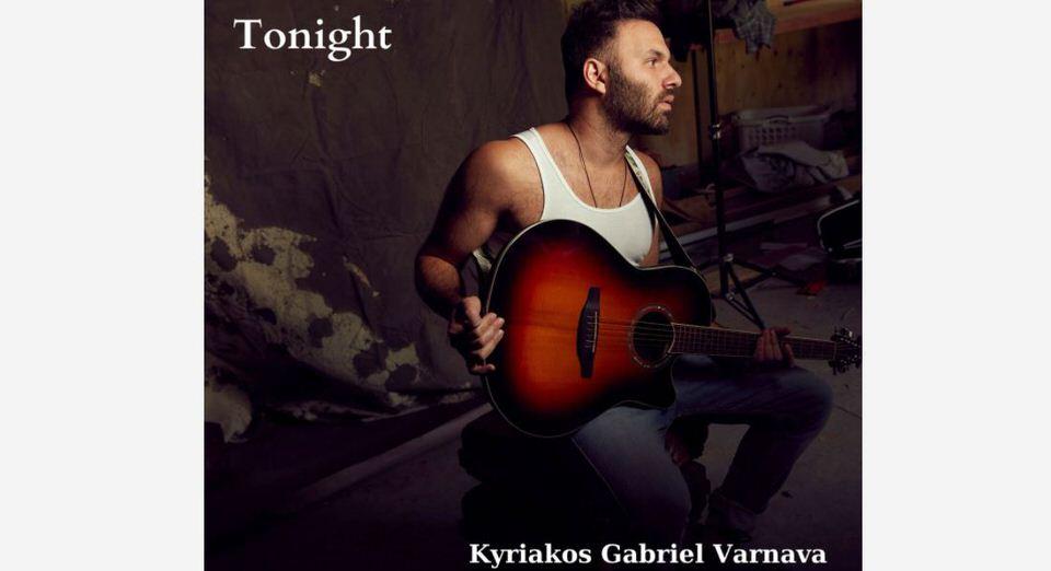 Ο Kyriakos Gabriel Varnava επιστρέφει με το «Tonight»