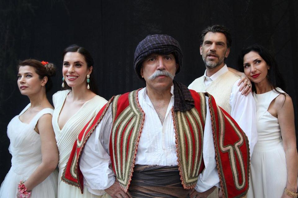H Ναπολεοντία του Ανδρέα Στάικου στο Θέατρο Αλεξάνδρεια από τις 7 Ιουνίου