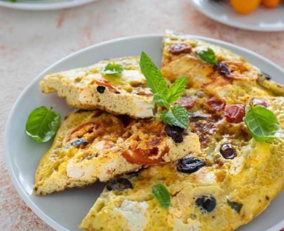 Συνταγή για frittata, την ιταλική ομελέτα που κάνει θραύση στα social media