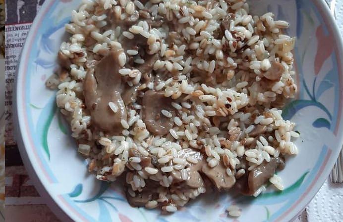 Συνταγή για γιουβέτσι με μανιτάρια
