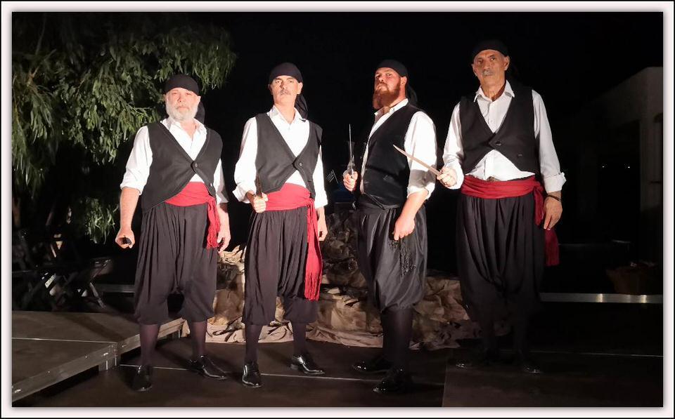 Οι «Κασιώτες Καπεταναίοι» στο Θέατρο της Γκράβας με ελεύθερη είσοδο για το κοινό