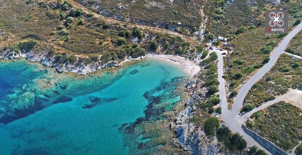 Λιανή Άμμος Εύβοιας: Πείτε αντίο στον καύσωνα στην «πισίνα» του Αιγαίου, μόλις 2 ώρες από την Αθήνα