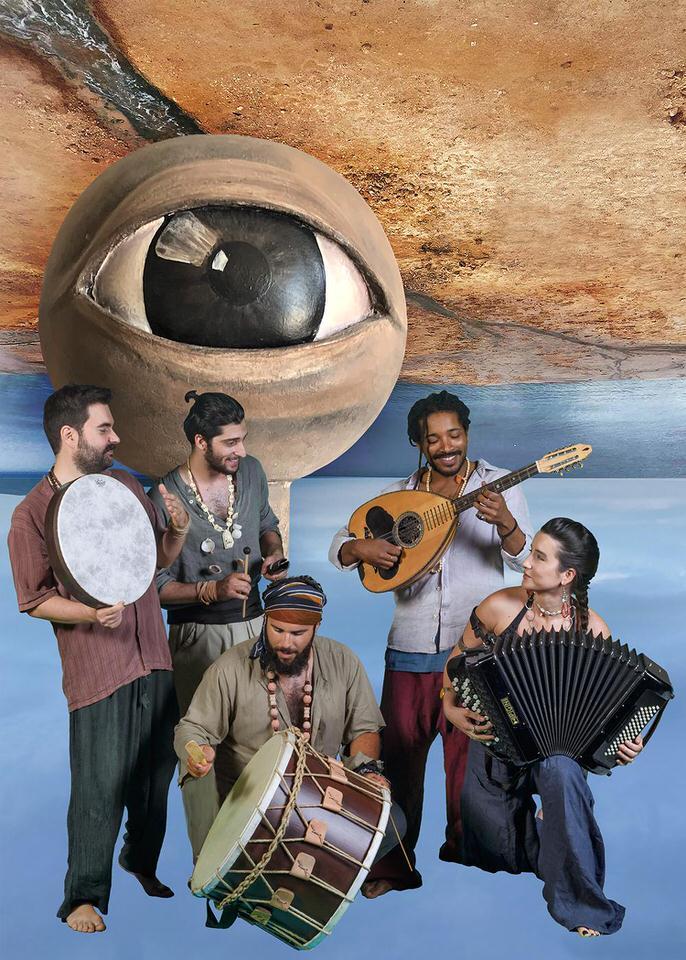 «Η ιστορία ενός μονόφθαλμου»: Μια μουσικοθεατρική παράσταση με ζωντανή μουσική για όλη την οικογένεια!