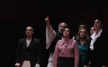 Η επετειακή παραγωγή της Εναλλακτικής Σκηνής σε σκηνοθεσία Μαρμαρινού και Καραζήση έρχεται στην GNO TV