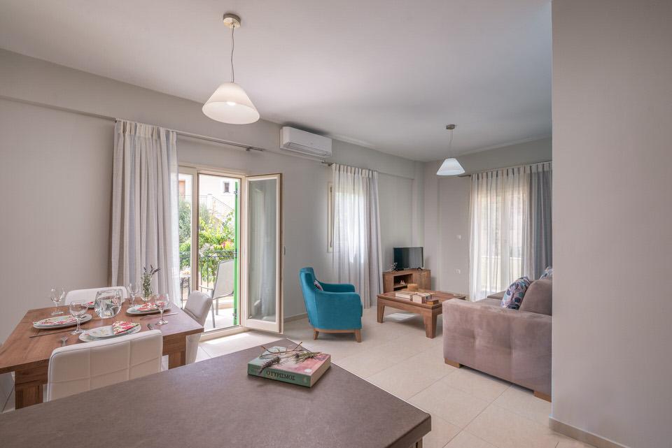 Το διαμέρισμα Αντίκλεια στο Oralia Apartments