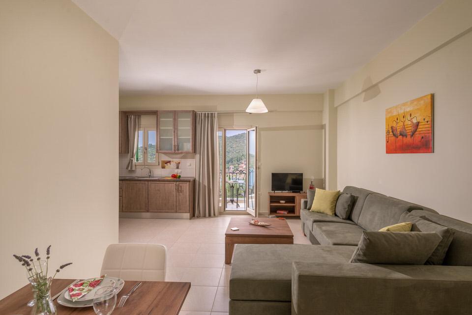 Το διαμέρισμα Λαέρτης στο Oralia Apartments