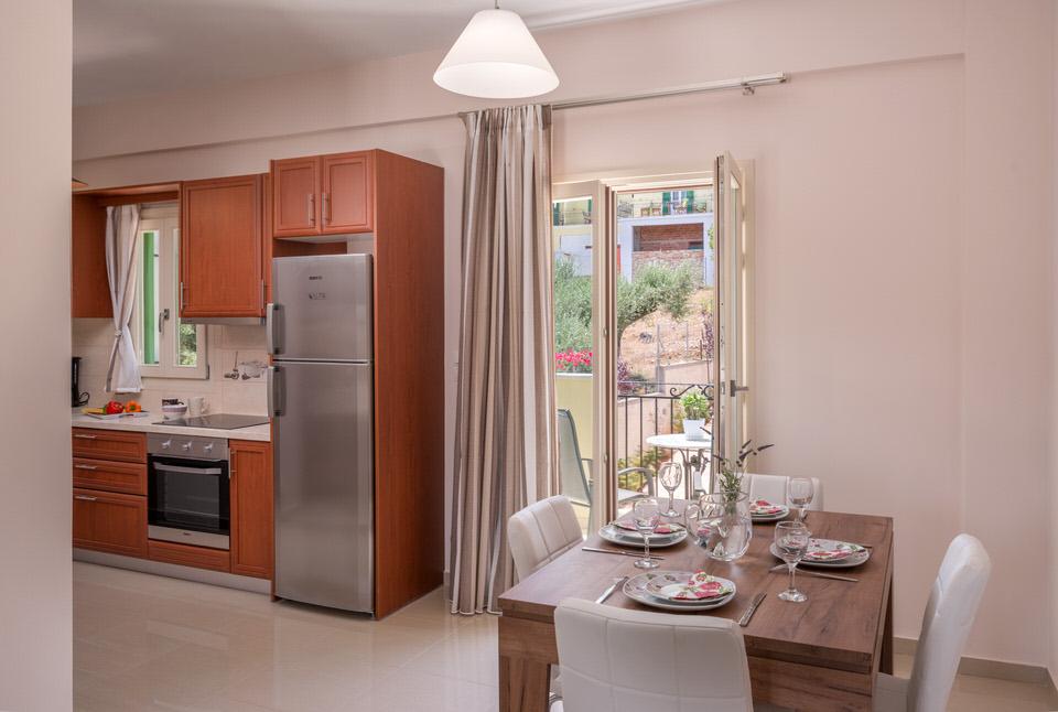 Το διαμέρισμα Οδυσσέας στο Oralia Apartments