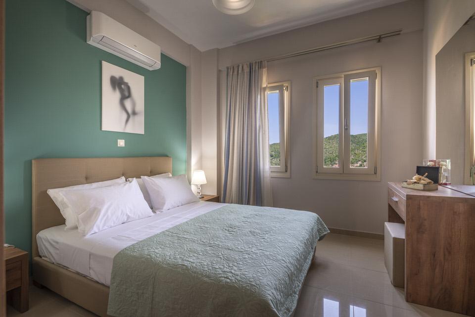 Το διαμέρισμα Πηνελόπη στο Oralia Apartments