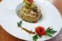 Συνταγή για ριζότο με λαχανικά και τόνο