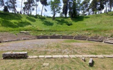 Αρχαίο Θέατρο Μεγαλόπολης: Η Βαλκυρία του Ρίχαρντ Βάγκνερ σε σκηνοθεσία Θέμελη Γλυνάτση
