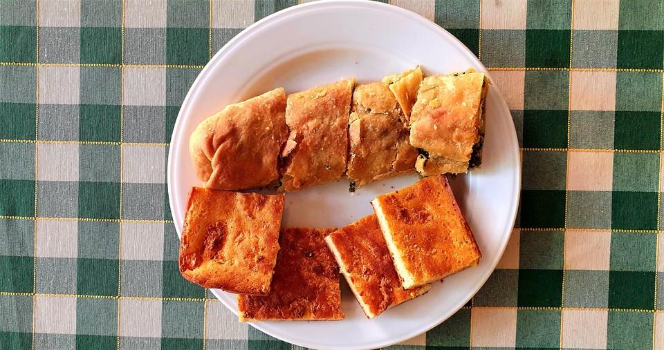 Παραδοσιακές πίτες Άρτας