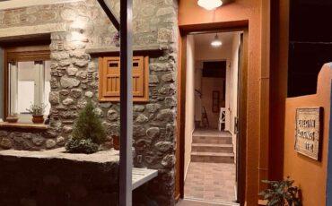 Eressian Lodgings: Το συγκρότημα των 3 ολοκαίνουργιων διαμερισμάτων στην Σκάλα Ερεσού