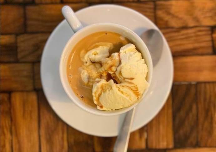 Παγωτό light με γεύση espresso!