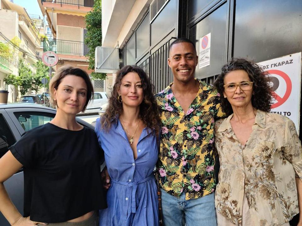Η ταινία Francesca του D.Channsin Berry με τη Δωροθέα Μερκούρη ξεκίνησε γυρίσματα