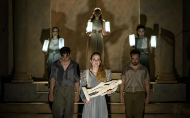 Η Ιφιγένεια η εν Ταύροις σε σκηνοθεσία Γ. Νανούρη σε περιοδεία σε όλη την Ελλάδα