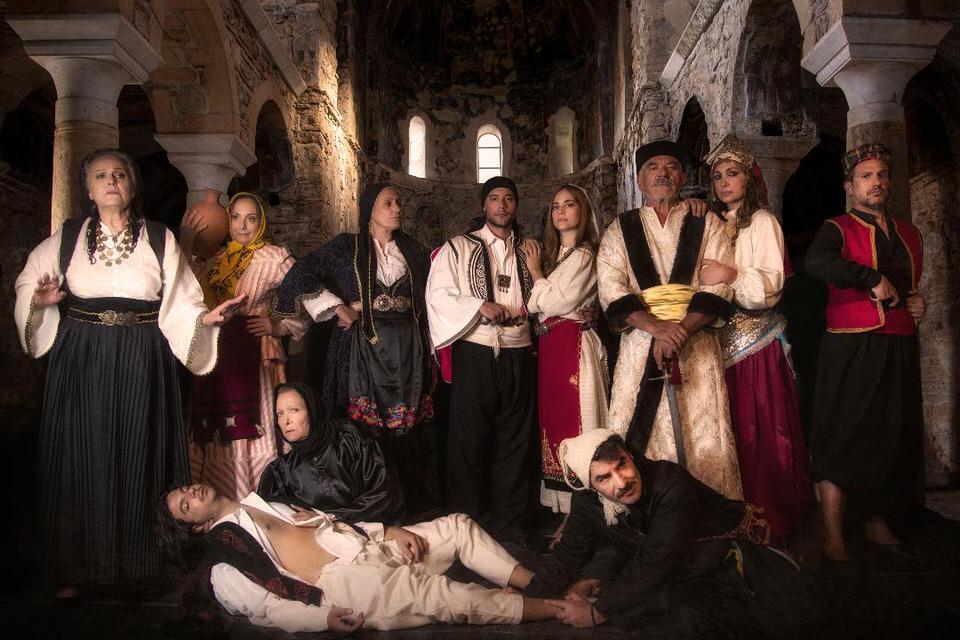 """""""Κάντω Τζαβέλλα"""" του Θανάση Σταυρόπουλου: Μία αληθινή ιστορία στα χρόνια της Επανάστασης"""