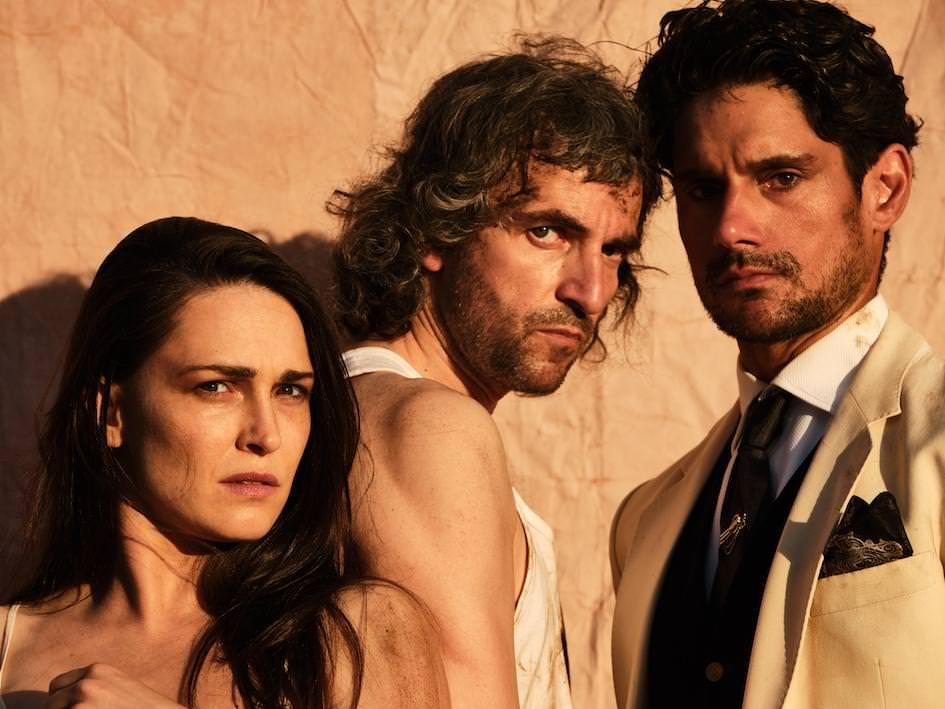 Ο Άρης Σερβετάλης είναι o ΟΡΕΣΤΗΣ του Ευριπίδη: Στις 16-18 Ιουλίου στο Αρχαίο Θέατρο Επιδαύρου