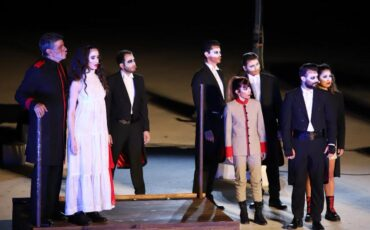 Ο Oθέλλος στο Θέατρο Πέτρας στις 21 Ιουλίου