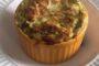 Συνταγή για σουφλέ με κολοκυθάκια και φέτα