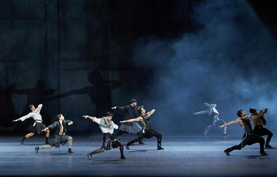 "O ""Χορός με τη σκιά μου"" από το Μπαλέτο της ΕΛΣ: Στις 27 και 29 Ιουλίου στο Ηρώδειο"