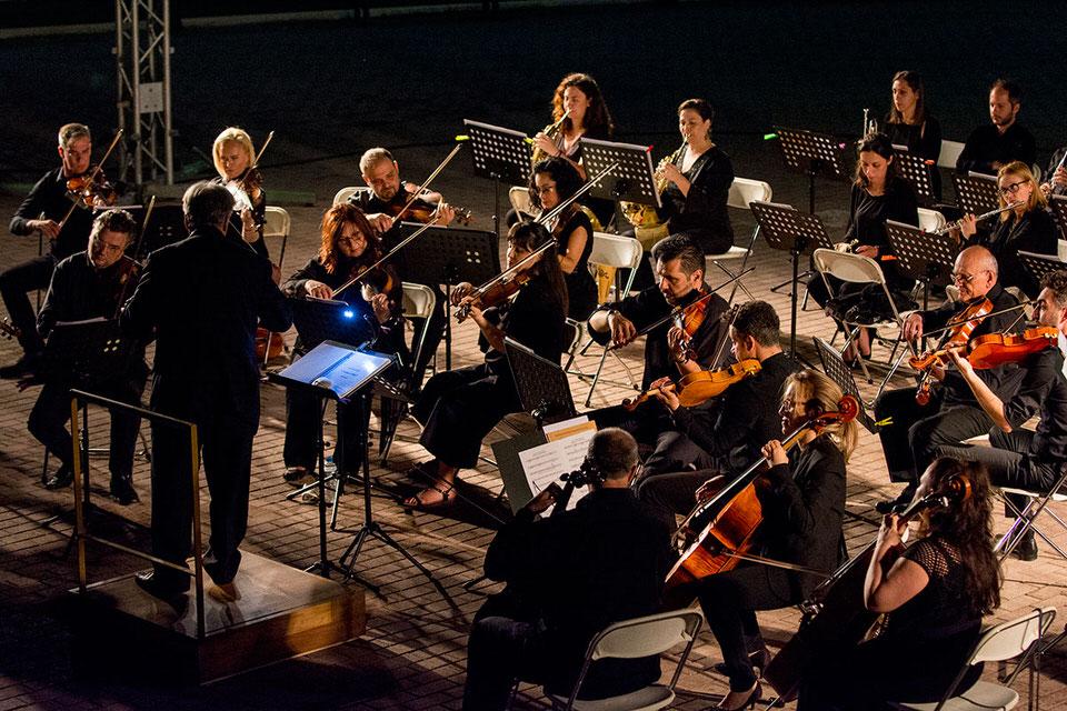 15ο Διεθνές Μουσικό Φεστιβάλ Αίγινας και για τους πυρόπληκτους της Εύβοιας