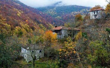 """Άνω Σκοτίνα: To χωριό που """"μετακόμισε"""" 4 φορές στις παρυφές του Ολύμπου!"""