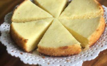 Συνταγή για κέικ λεμονιού χωρίς γλουτένη