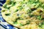 Συνταγή για ομελέτα με κολοκυθάκια